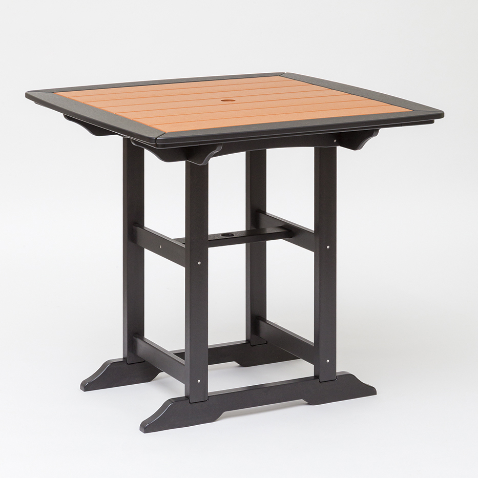 30″ – 48″ Square Table