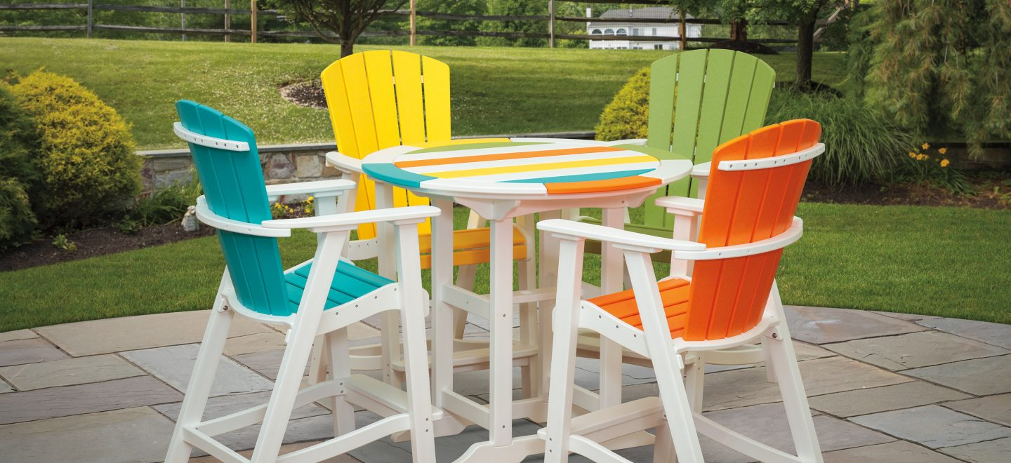 Custom Patio Furniture Polywood