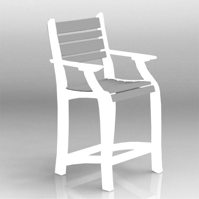 patio bar chairs with arms sets near me